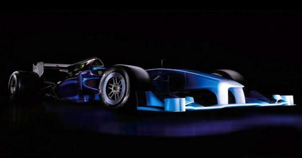 Kunne du tænke dig en Formel 1 bil?