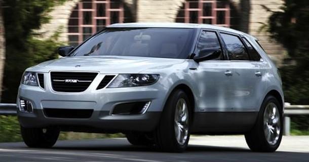 Ny Saab 9-4x præsenteres i november
