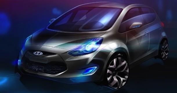 Ny Hyundai: IX20