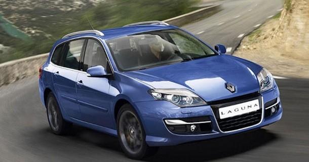 Renault Laguna facelift – Billeder