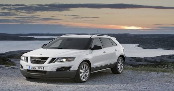 Saab 9-4X – Se billederne af den nye Saab her