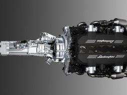 Lamborghini – den nye V12 motor