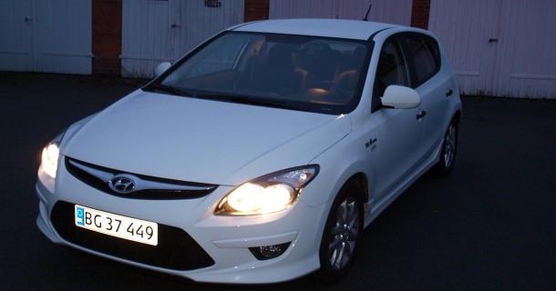 Test: Hyundai i30 Classic Plus 1.6 CRDi