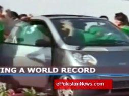 19 pakistanere i en smart fortwo
