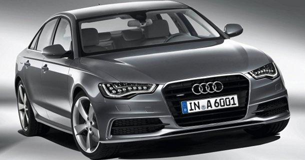 Audi offentliggøre nu at A6 Hybrid som en mulighed i 2012