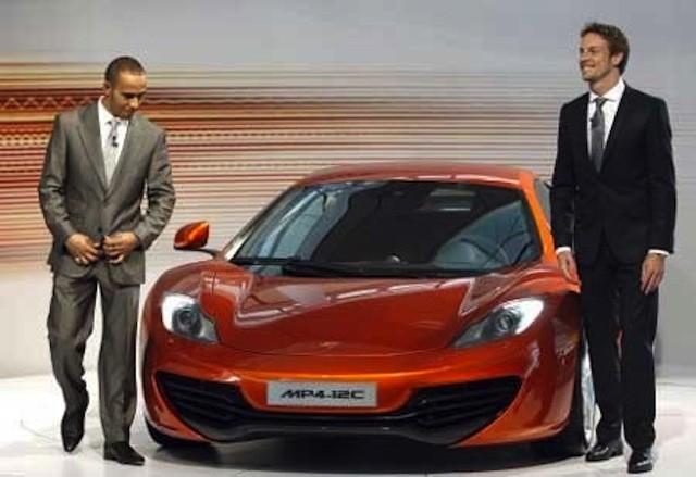Produktionen af McLaren MP4-12C er skudt i gang