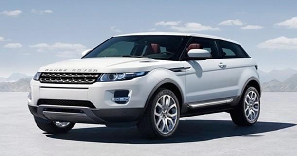 Convertible af Range Rover Evoque?