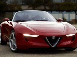 Alfa Romeo 4C GTA Roadster