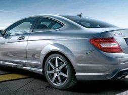 Mercedes c-klasse Coupe