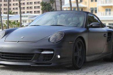 beckham porsche 911 turbo