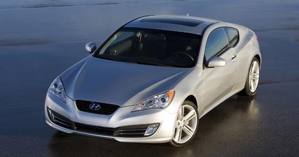 Hyundai Genesis Coupe bliver en realitet i Danmark