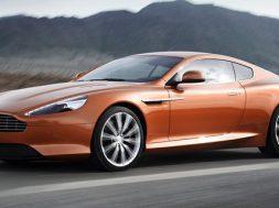 Aston Martin Virage DB9DBS 2011 billeder