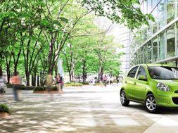 Ny Nissan Micra 1,2 med turbo og kompressor
