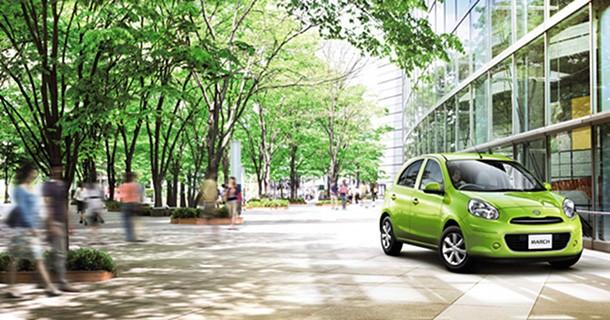 Facelift til Nissan Micra