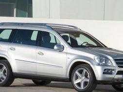 Mercedes når ikke CO2 mål iflg. EU