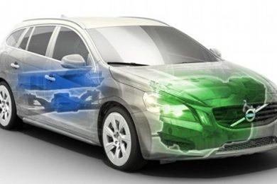 Volvo V60 hybrid plugin information