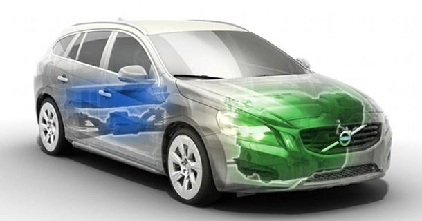 Volvo V60 Hybrid plug-in – 49g/km og 285 hk!