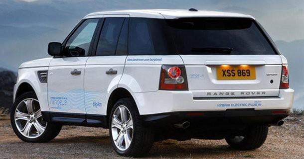 Range Rover Sport hybrid kører over 29 km/l!