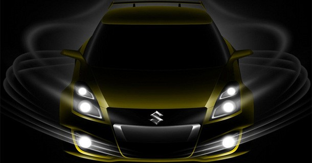 Suzuki Swift Sport – Swift S-Concept
