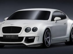 Amari Bentley Continental GT