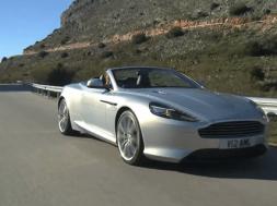 Aston martin Virage video 2011 officiel