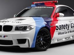 BMW 1-Serie M Coupe Safety Car