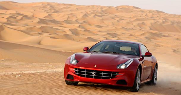 Ferrari: Nu med 7 års gratis serviceprogram!