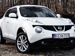 Nissan Juke får optimeret 1,5 dci