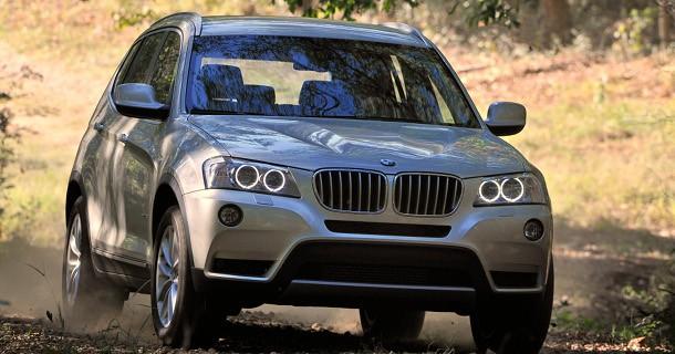 BMW X3 trækker i ny retning