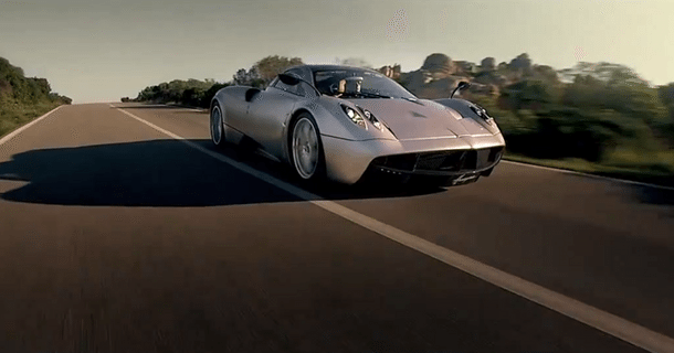 Pagani Huayra – Video