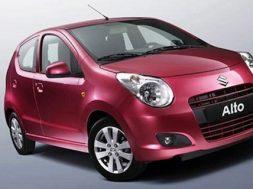 Suzuki-Alto danmarks billigste bil