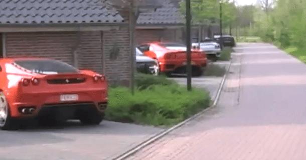 Byen hvor alle kører Ferrari i Holland – Video