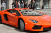 lamborghini aventador kommer til berlin 2011 video