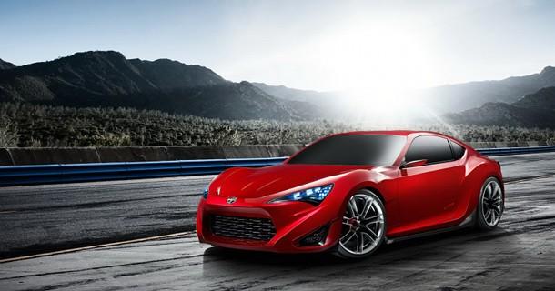 Toyota Scion FR-S Concept – Video