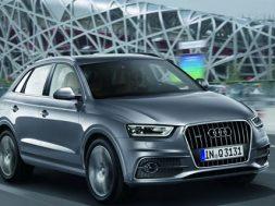Audi Q3 2011 officielle billeder