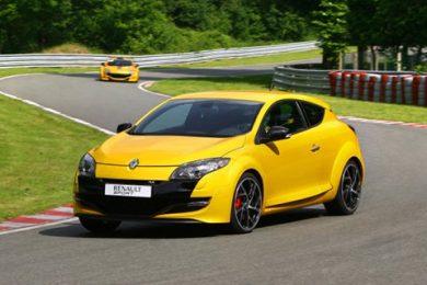 Renault megane r.s. 2011 kommer til danmark