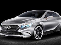 mercedes a-klasse koncept 2012