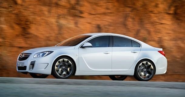 Opel Insignia OPC Unlimited tilbyder nu endnu mere fart