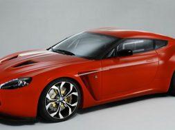 Aston Martin v12 zagato jubilæum 50 år