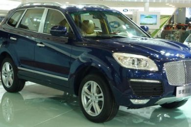 Kinesiske Hawtai Motor Group redder Saab