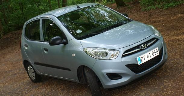 Hyundai i10 fra kun 79.995 kr.!