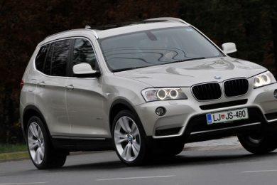 BMW X3 M 2013