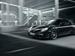 Porsche Cayman S Black Edition 2011