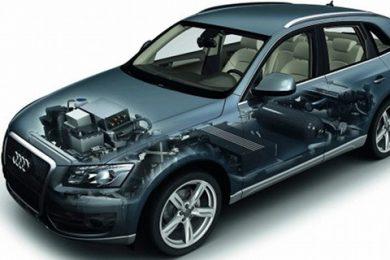 Audi Q5 hybrid 2011