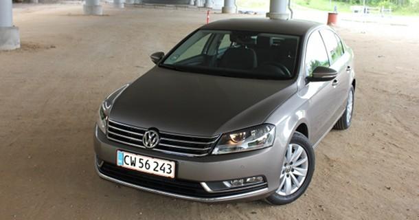 Volkswagen Passat 1.6 kåret som årets BusinessBil 2012