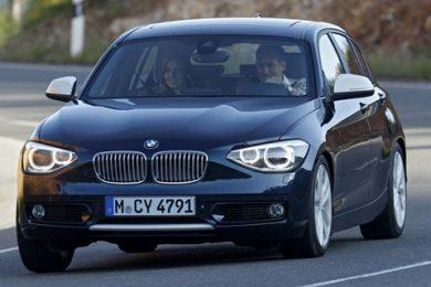 BMW 1-serie får topkarakter i EURO Ncap