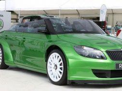Skoda Fabia RS 2000 convertible