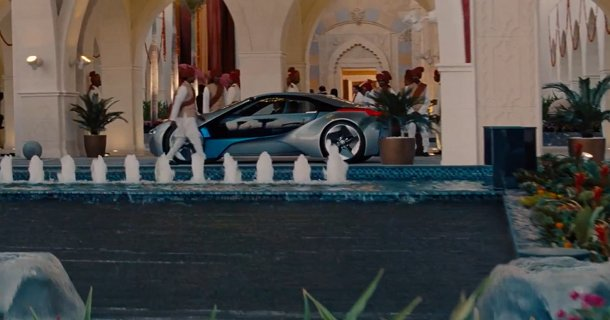 BMW i8 optræder i Mission Impossible Ghost Protocol trailer – Video