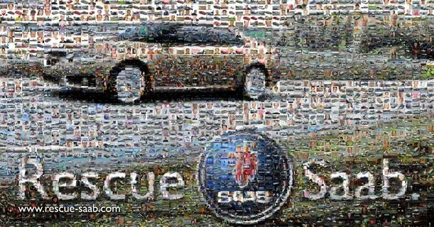 Saab har erklæret sig selv konkurs