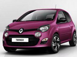 Renault Twingo facelift 2012